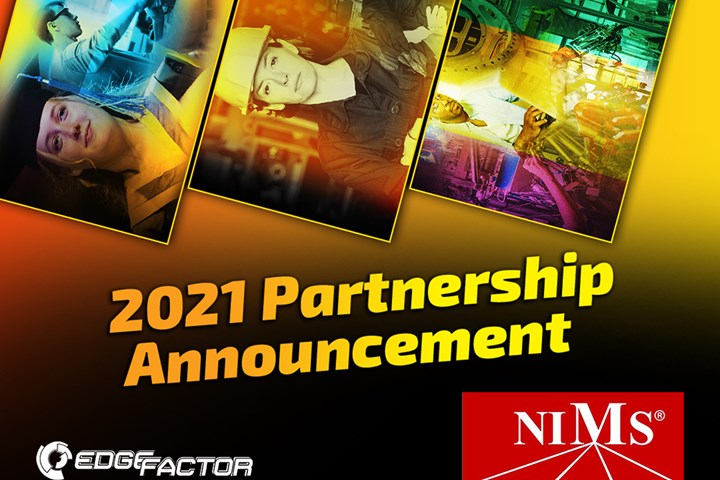 NIMs and Edge Factor 2021 partnership