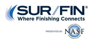 SUR/FIN 2021 logo