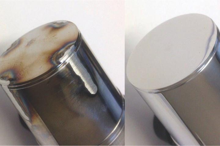High Tech Laser & Precision core polishing