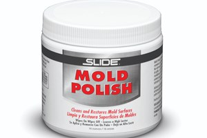 Bio-Based Mold Polish Offers Low VOC Count