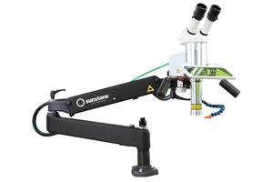 Laser Welder Achieves Wide-Range, In-House Repairs