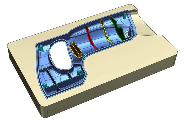 CAD tools.
