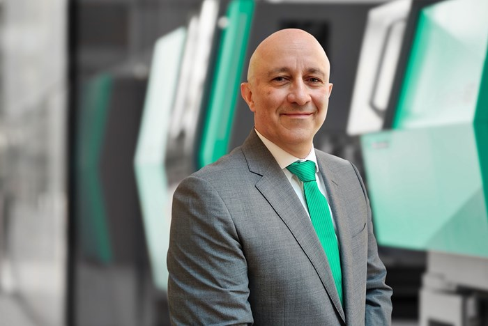 New Arburg Managing Director Heads up France-BasedSubsidiary