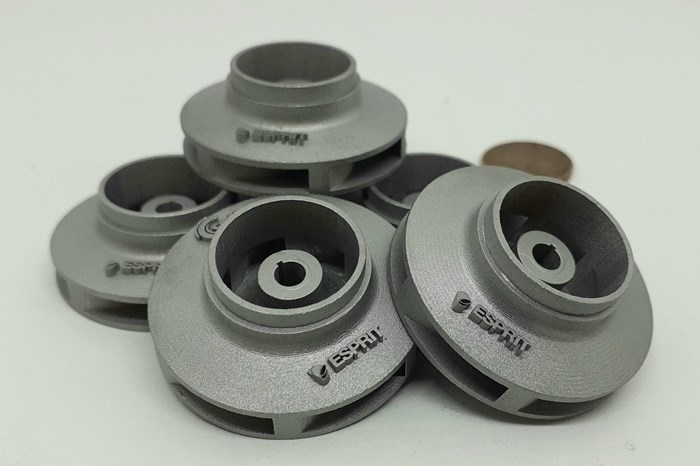 ESPRIT CAM Now Supports Binder Jetting Technology