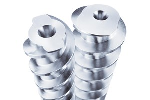 Stainless Steel Spiral Cores Issue Homogeneous Conformal Cooling