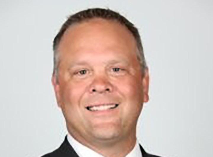 L.S. Starrett's Jim VandeHei, director of sales, Starrett Metrology Systems.