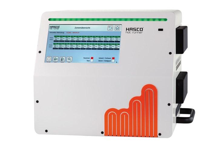 Hasco Primezone H1281 hot runner control unit.