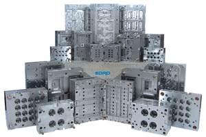 High-Cavitation Custom Mold Bases Ensure Precise Alignment