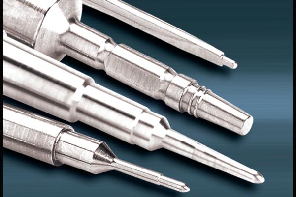 Smith Enterprises custom core pins.