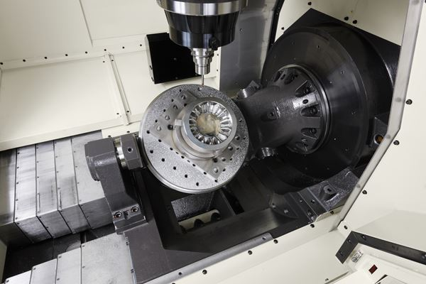 Three Good Reasons to Switch from Three- to Five-Axis Machining in Moldmaking image