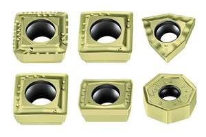 PVD-Grade Insert Reliably Detects Cutting Edge Wear
