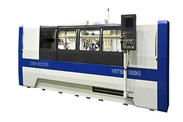 Mitsui SeikiGSH 200A machine.