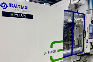 Absolute Haitian, iMFLUX Partnership Expand Injection Mold Processing Capabilities