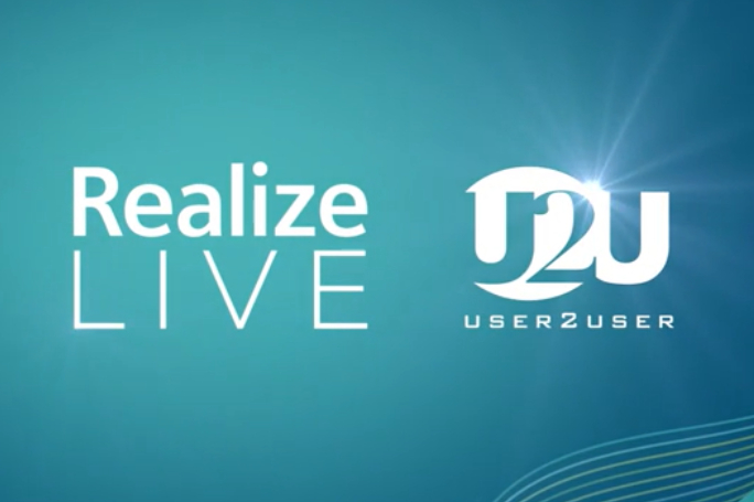 Realize LIVE andUser2User Event Sessions to Offer Manufacturing Innovations, Insights and Solutions
