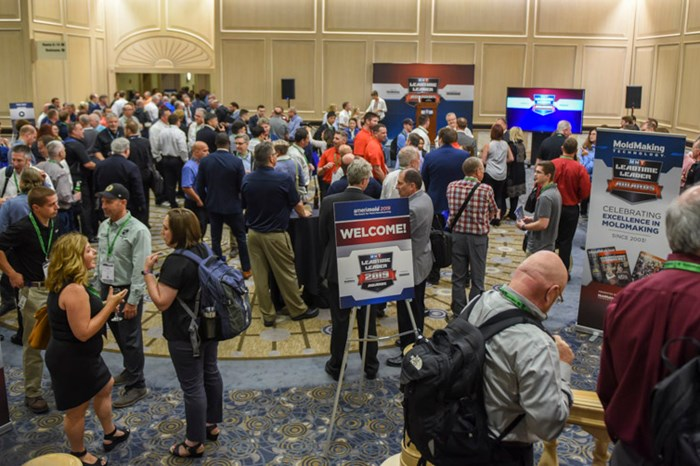 Networking at Amerimold 2021: Receptions, Happy Hour and Leadtime Leader Awards