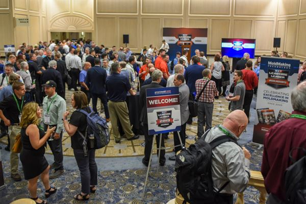 Networking at Amerimold 2021: Receptions, Happy Hour and Leadtime Leader Awards image