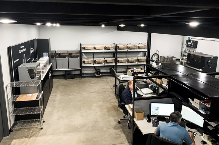 CAM Logic Inc. new AM lab.