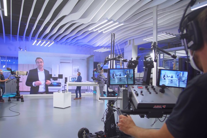 Zeiss Innovation Rocks HQ.