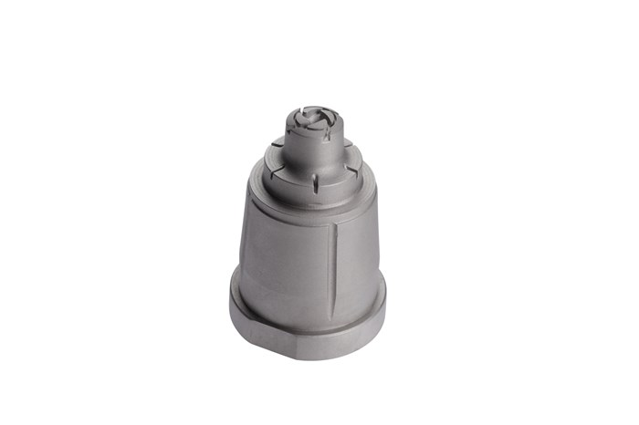 Mantle TrueShape Additive Process Delivers Precision Metal Parts
