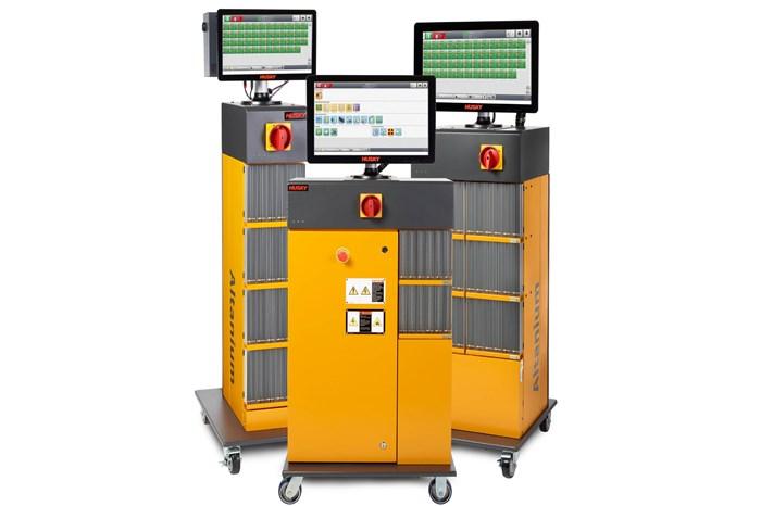 Servo Control Feature FacilitatesPrecise, Controlled Mold Actuation