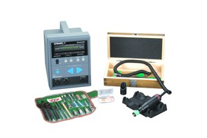 Dual-Function Ultrasonic Polisher Capable of Demanding Polishing, Deburring Task Execution
