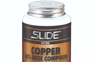 Copper Anti-Seize Compound Facilitates Reuse of Damaged or ThreadedMold Components