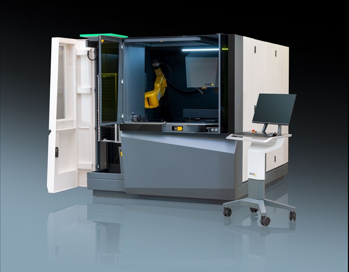 Laser Processing System Integrates Automation For Complete Precision and Flexibility