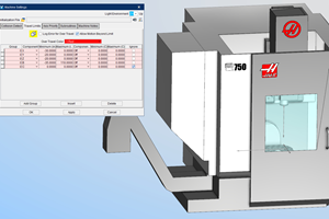 CNC Machine Simulation Software Supports 3D Interface toVerify, Simulate and OptimizeNC Programs