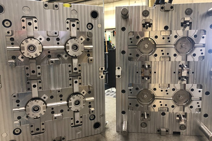 Mold Builder's Automated 24/7 Unattended Machining Speeds Up Simple to Complex Mold Builds