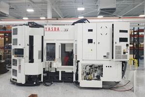 Plastic Injection Molder Enhances Automation and Cell Manufacturing Capacity