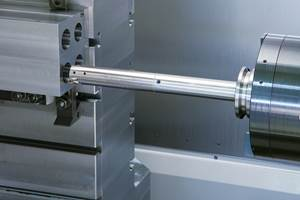 Precision Boring Heads Available in Smaller Sizes for Higher Damping Effect