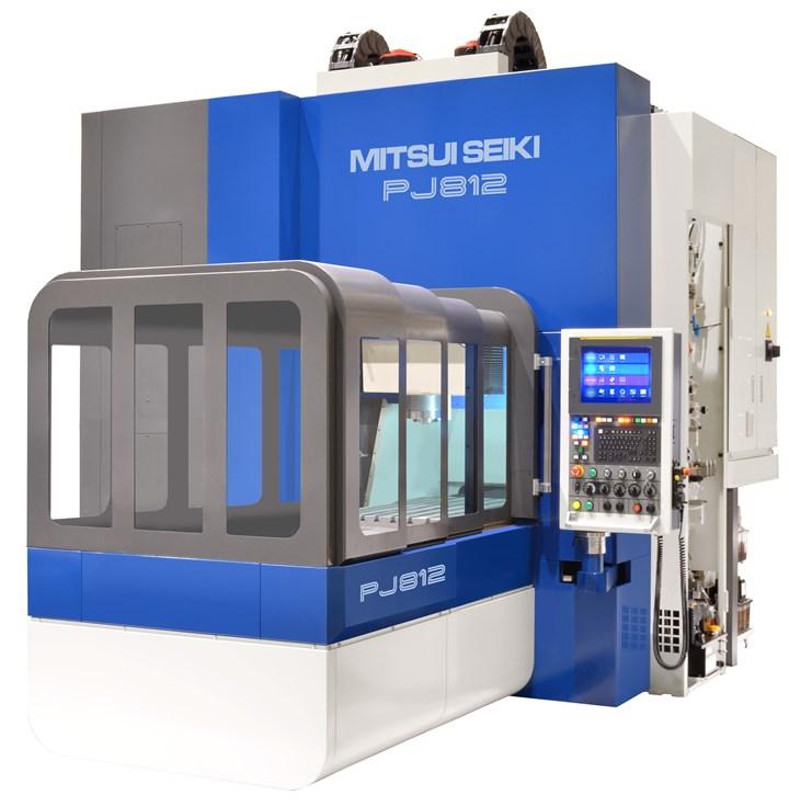 J-series CNC vertical machining centers.