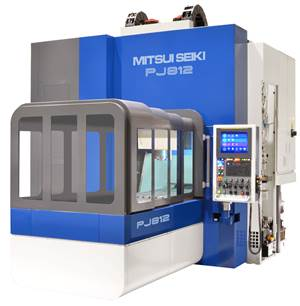 VMC Line Offers Jig Milling Accuracy with Machining Center Productivity