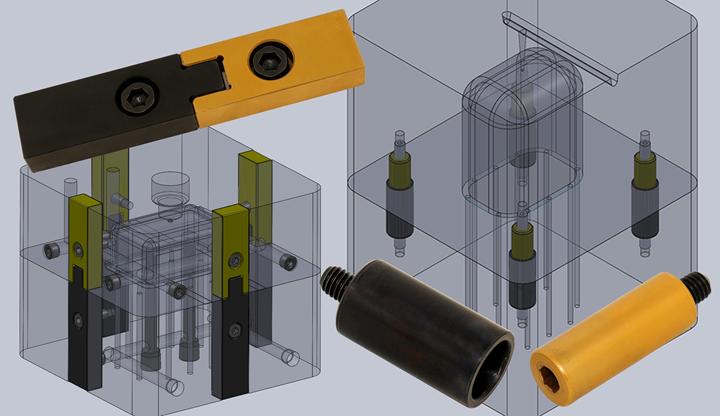 Progressive Components' alignment locks