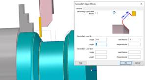 EDGECAM 2021 Software Ensures Faster Waveform Roughing Functionality