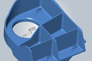 Integrated CAM Solutions Improve CAD Data Access and Reuse