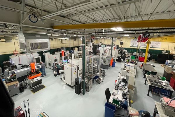 Westminster Tool Invests 10% of Revenue into  New Machining Equipment image