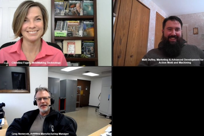 MMT Chats: 5 In 5 with Action Mold and Machining