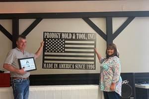 Prodigy Mold & Tool Celebrating Its 25th Anniversary