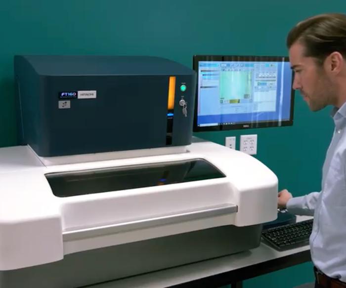 Hitachi FT 160 XRF analiza recubrimientos ultrafinos