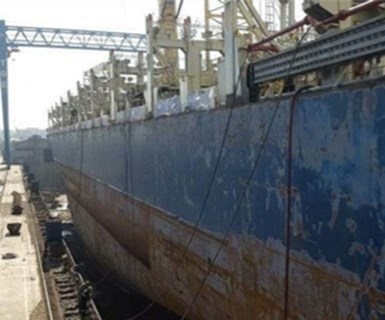 Recubrimientos marítimos
