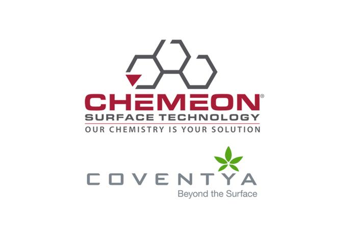 CHEMEON y Coventya inician acuerdo de distribución global