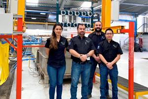 Metalic Tech: una empresa que crece al ritmo del mercado