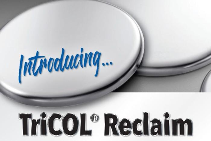 Tricol Reclaim de Columbia reduce los costos del cromo trivalente