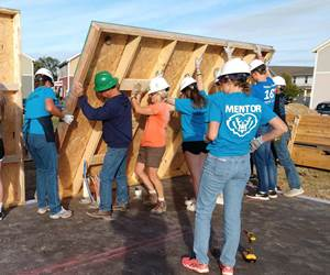 Asterion Celebrates Customers, Holidays with Donation to Habitat Indy