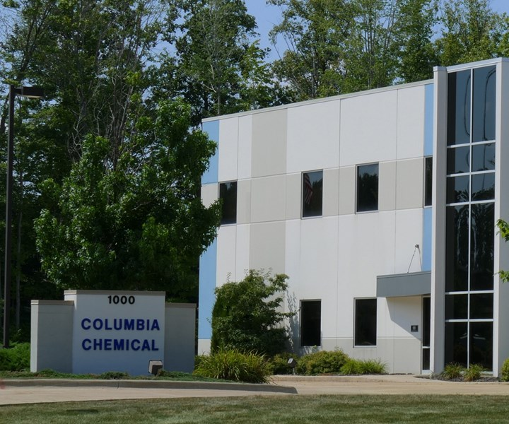 columbia chemical building