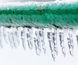 Hydrogel Coating Prevents Ice Formation