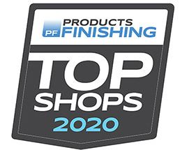 2020 Top Shops Benchmarking Survey Results for Electroplating & Anodizing image