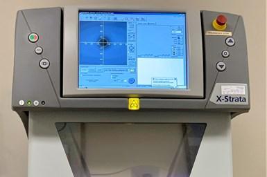 XRF machine