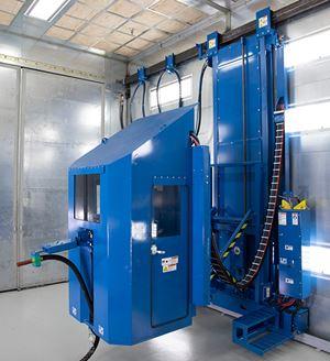 LPI's Enclosed Blast Lift System Protectors Operators